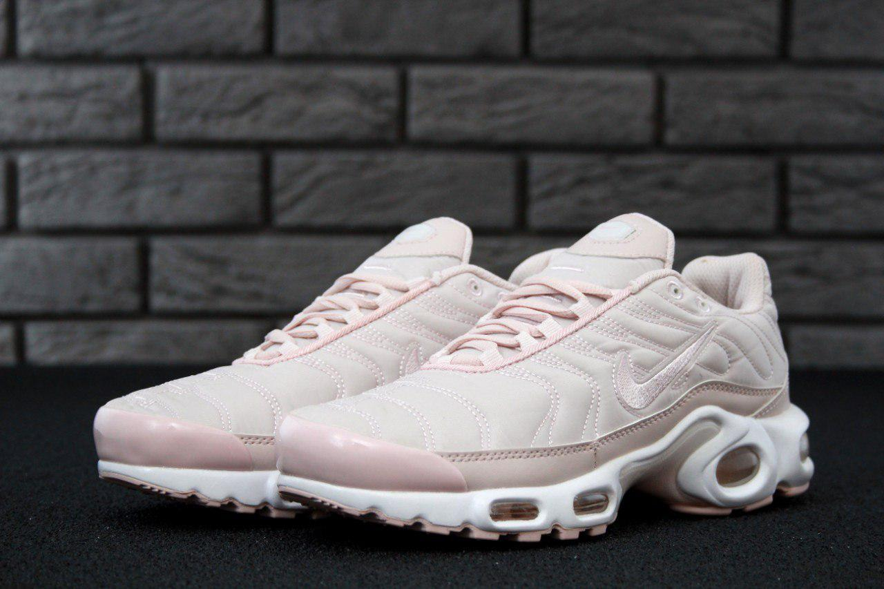 meilleures baskets aa14f d33c9 Кроссовки Nike Air Max TN Plus x Rose