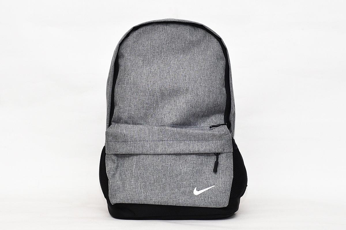 """Рюкзак в стиле Nike """"Gray"""""""