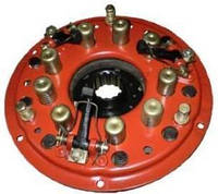 Корзина сцепления ЮМЗ, 45-2208010 нового образца усиленная с кольцом (ЮМЗ 80)
