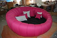 Круглі Ліжка Перлина, фото 1