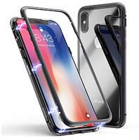 Магнитный чехол для Apple iPhone XR Magnetic Case (3 Цвета)