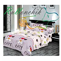 Полуторный комплект постельного белья с детской расцветкой 2c49c21593a55