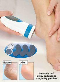 Прилад для педикюру Pedi Spin, Педі Спін - домашній педикюр