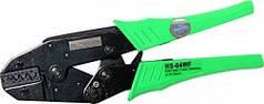 Інструмент для обтискача ізольованих або неізольованих наконечників 1,0-6 мм, (E. Next)