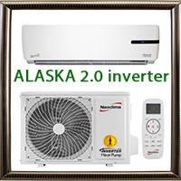 Серия ALASKA 2.0 inverter (до -30С обогрев) кондиционеры Neoclima