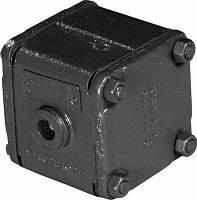Распределитель / коробочка ГУР 151.40.053 (Т-150)