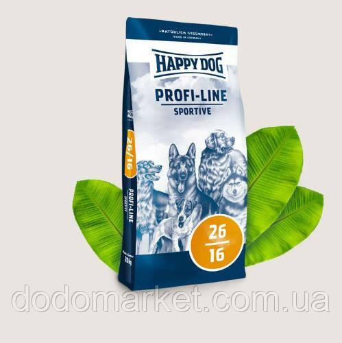 Сухой корм для собак Happy Dog Profi-Line Sportive 20 кг