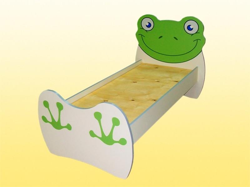 Кровать детская Лягушонок (Мышонок)
