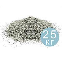 Кварцевый песок для песочных фильтр 25 кг, очищенный