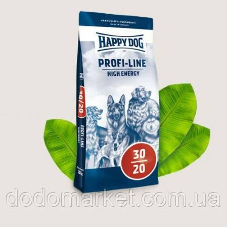 Сухой корм для собак Happy Dog Profi-Line High Energy 20 кг