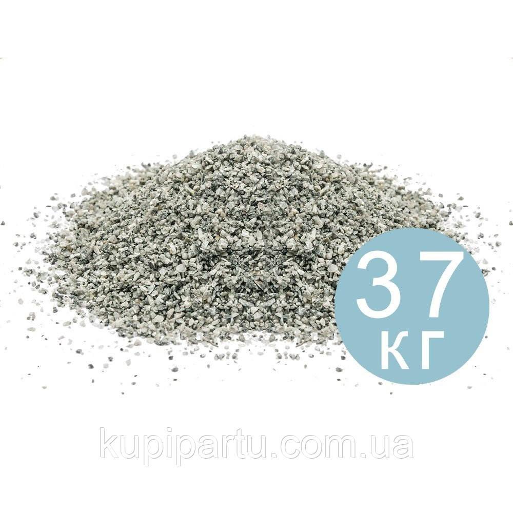 Кварцевый песок для песочных фильтров 37 кг, очищенный