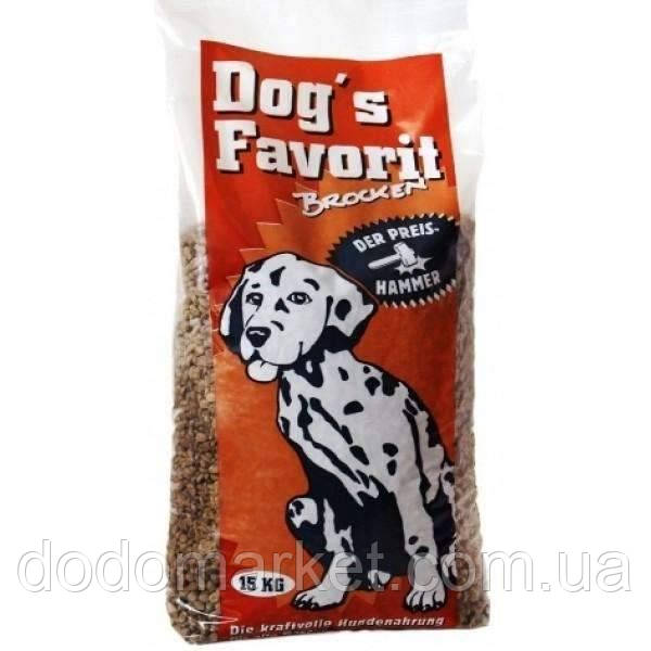 Сухой корм для собак Happy Dog Favorit Brocken 15 кг