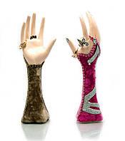 "Подставка под бижутерию ""рука"" (20х6х5 см)(3608-s)"