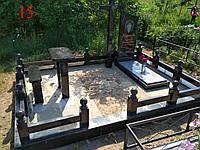 Оградка к памятнику