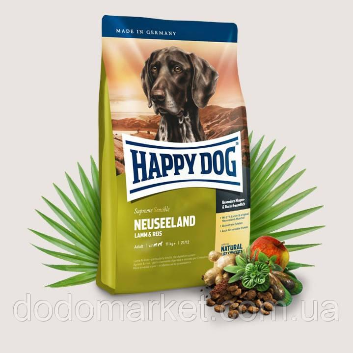 Сухой корм для собак Happy Dog Supreme Sensible Neuseeland 4 кг
