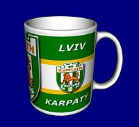 Чашка ФК Карпаты, фото 1