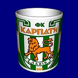Кружка / чашка ФК Карпаты №1, фото 4