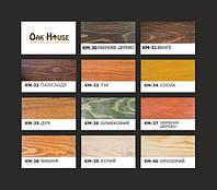 Масло воск  для защиты пропитки обработки всех видов  древесины  1 л. дуб