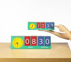 Демонстрационные часы для изучения времени Edx Education (25806)