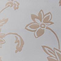 Готовые рулонные шторы Ткань Флаверс Персик