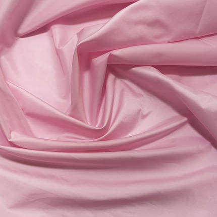 Плащевая ткань лаке розовая, фото 2