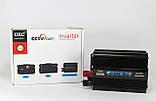 Автомобільний перетворювач напруги інвертор UKC з 12В на 220В AC/DС 300W SSK 300 Вт, фото 2