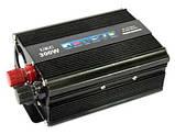 Автомобільний перетворювач напруги інвертор UKC з 12В на 220В AC/DС 300W SSK 300 Вт, фото 4