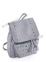 Рюкзак женский серый  David Polo
