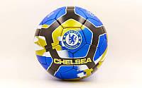 Мяч футбольный №5 Гриппи 5слоев CHELSEA FB-6698
