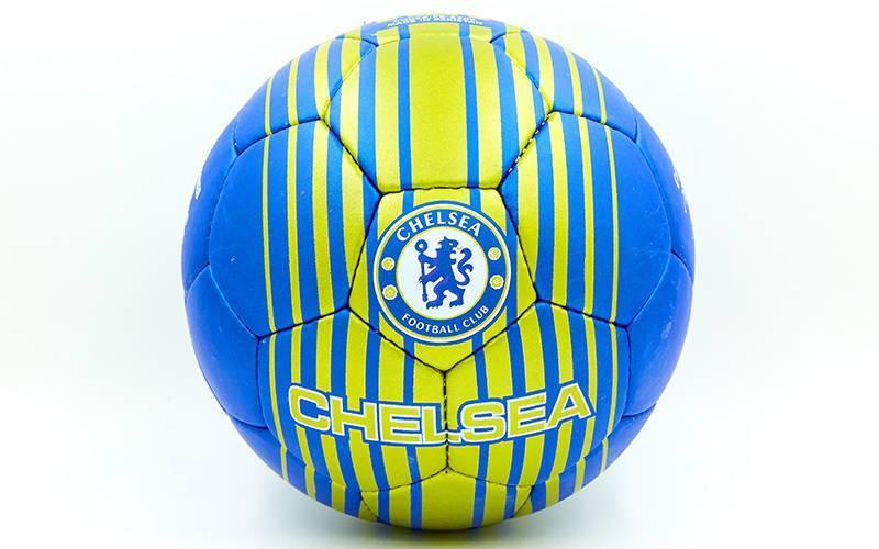 Мяч футбольный №5 Гриппи 5 слоев CHELSEA FB-6702