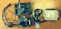 Блок управления двигателем комплект Peugeot 206 1.4 8V PSA 9651500880 / 9644625680