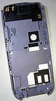 Средняя часть корпуса Nokia 6151 серебро high copy