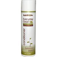 "Кондиционер для волос NutriBiotic, Botanical Blend ""Everyday Clean Conditioner"" (296 мл)"