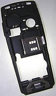 Средняя часть корпуса Nokia 6230/6230i чёрная high copy