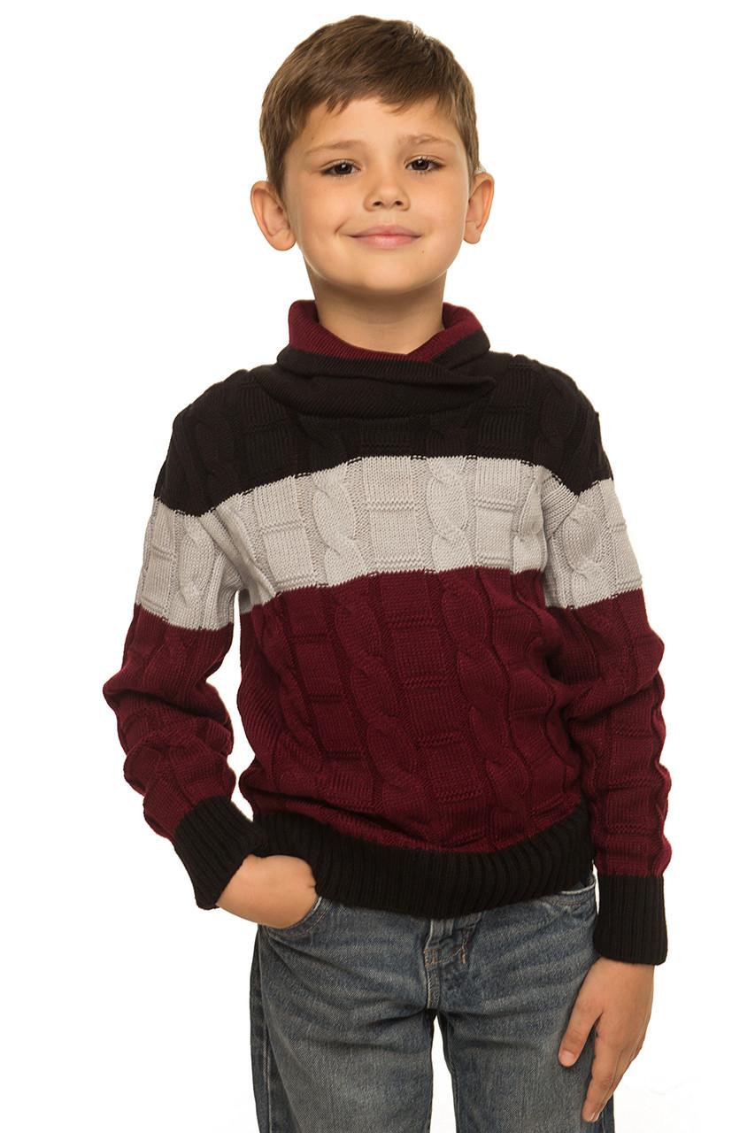 вязаный свитер для мальчика 128 152 р за 296 грн в харькове от