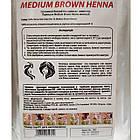 Индийская хна светло-коричневая, 100 грамм, фото 2