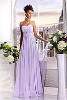"""Свадебное платье в греческом стиле """"Принцесса Нила"""" сирень"""