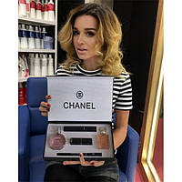 Супер Набор Chanel 5 в 1 Шанель, тушь, помада, карандаш, парфюм, духи / В стиле Chanel