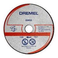 Отрезной круг DREMEL® DSM20 для металла и пластмассы (DSM510)