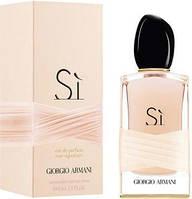 Giorgio Armani Si Rose Signature парфюмированная вода 100 ml. (Джорджо Армани Си Роуз Сигнатюр), фото 1