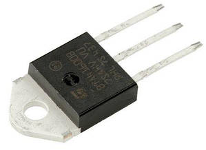 BTA41-600BRG симистор (40A/600V) TOP-3 (STMicroelectronics)