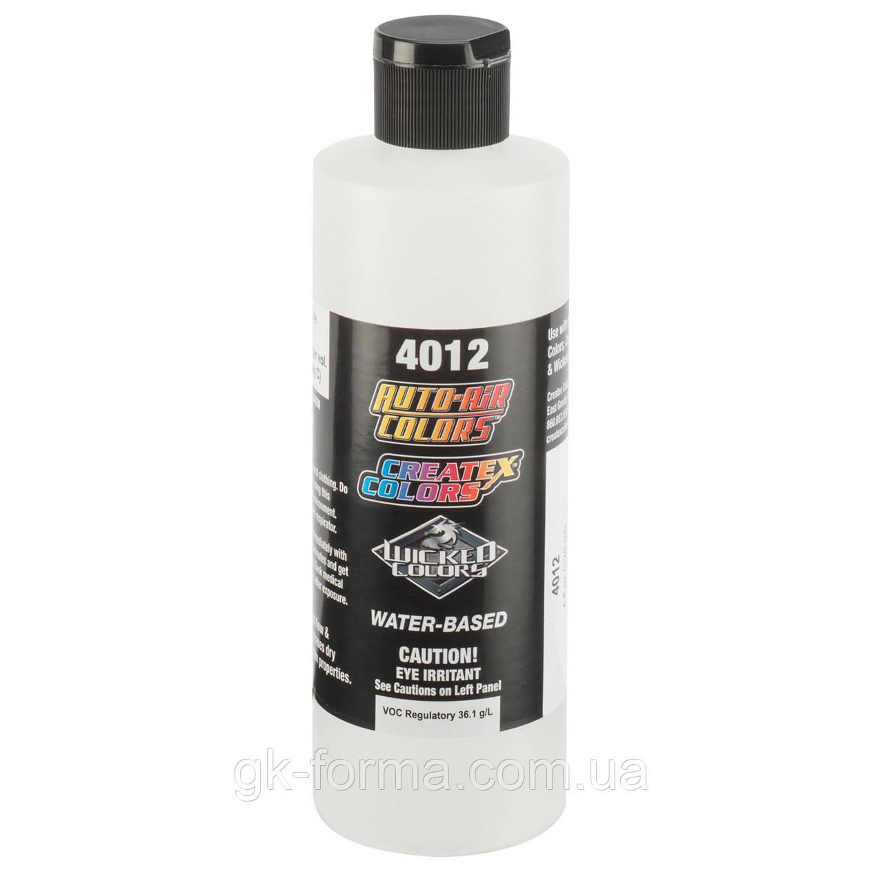 Разбавитель для краски Createx Colors 4012 High Performance Reducer