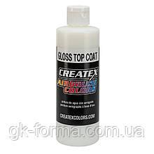 Глянцевый верхний слой для красокCreatex AB Gloss Top Coat  5604, 60 мл