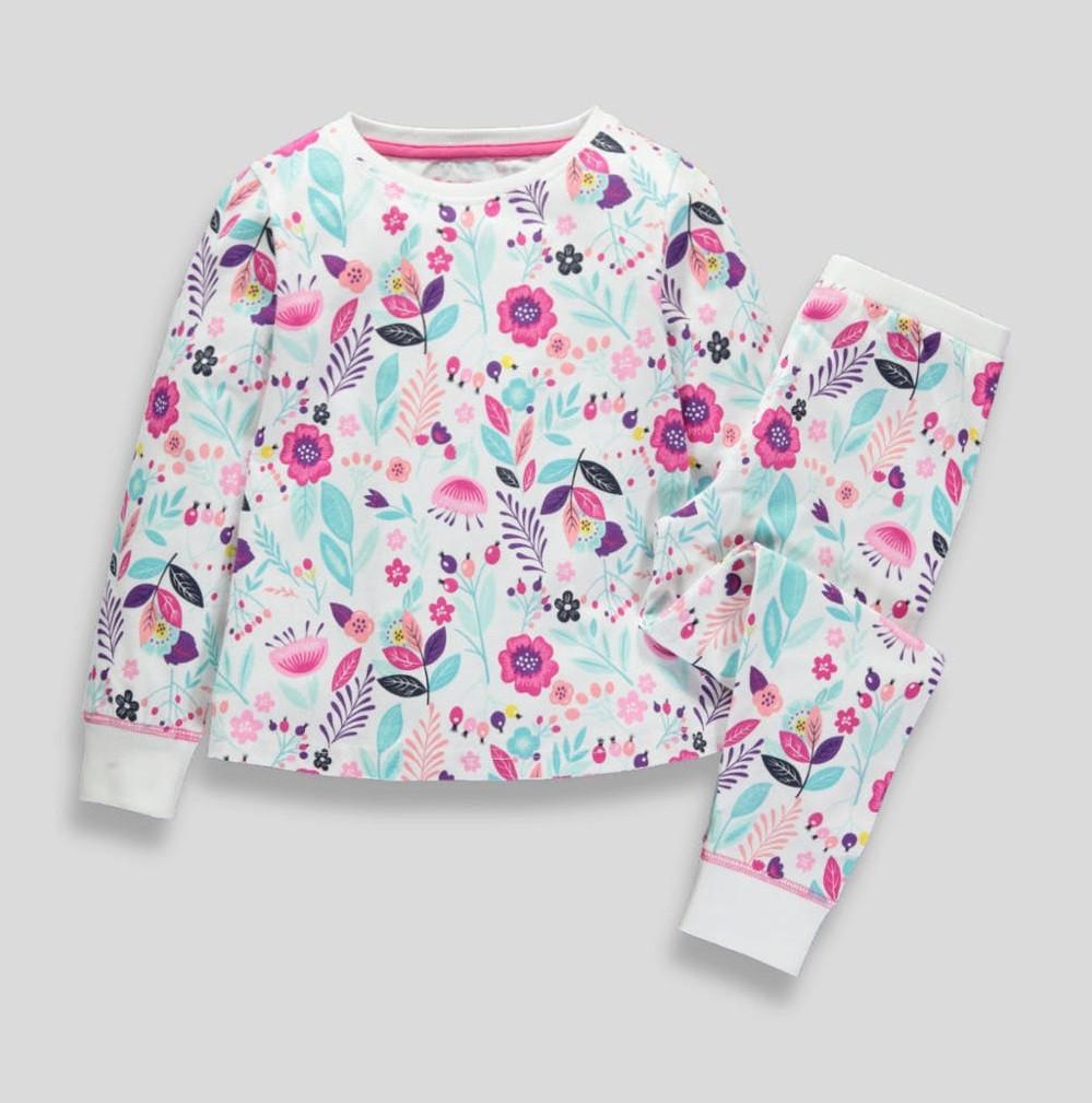 Трикотажная пижама для девочки 5-6 лет Matalan Англия Размер 116