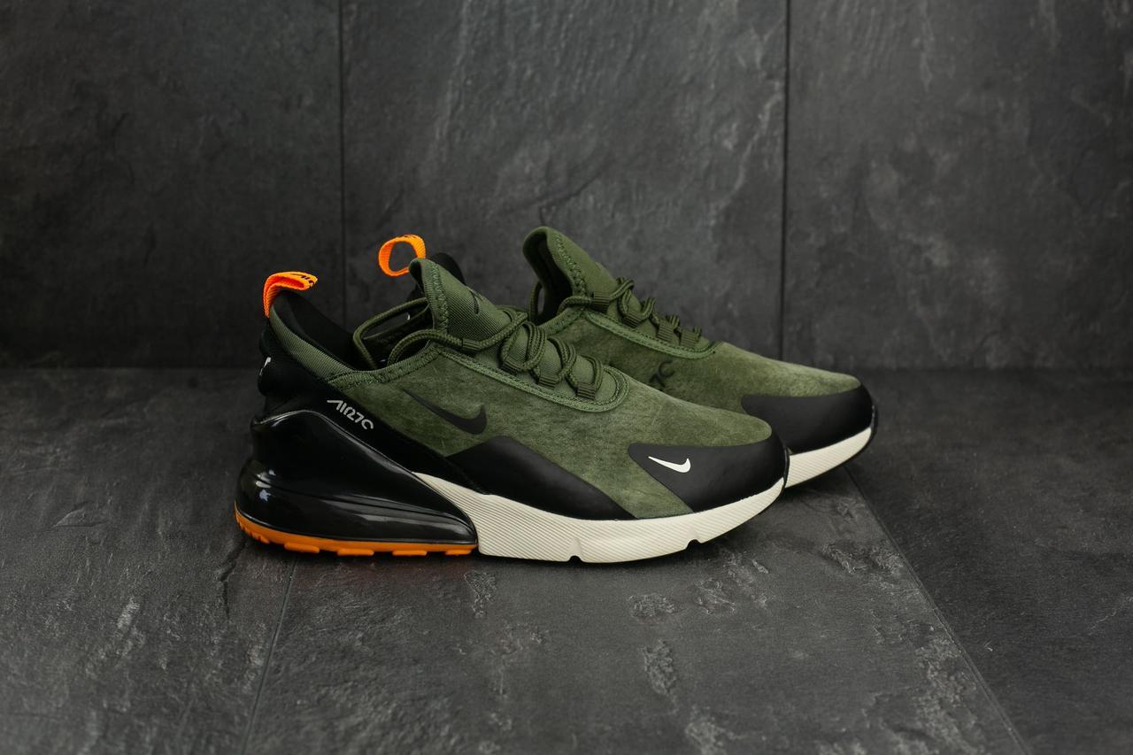 75e83777 Кроссовки Женские Nike Air Max 270 Зеленые — в Категории