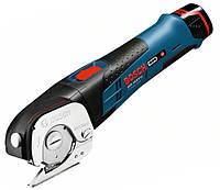 Универсальные аккумуляторные ножницы Bosch GUS 10.8 V-Li L-Boxx