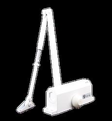 Дверной доводчик MVM DC1-186-III белый (40-65 кг.)