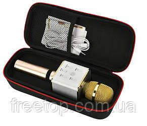 Караоке мікрофон Q7 (к7 в чохлі)