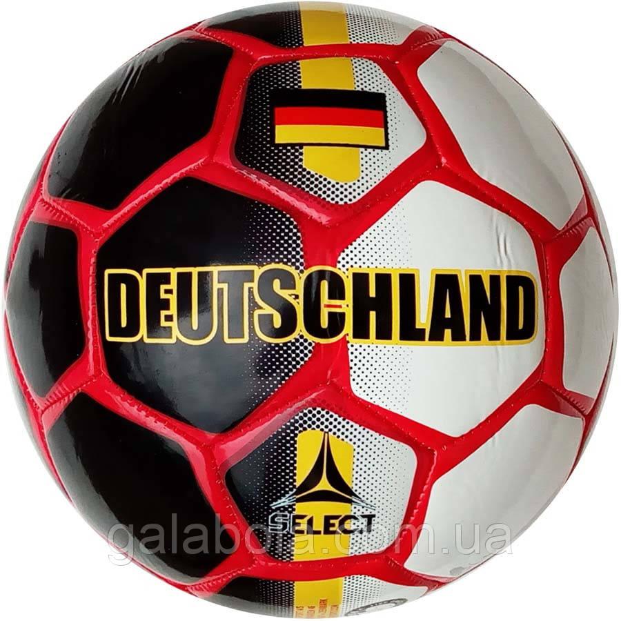Мяч футбольный для детей SELECT WORLD CUP 2018 GERMANY (размер 4)