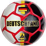 Мяч футбольный для детей SELECT WORLD CUP 2018 GERMANY (размер 4), фото 2
